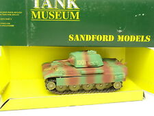 Verem Militar Sandford - Tank (Tanque) Museo 1/50 - TANQUE Panther Comando SM48