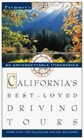 Frommer's California's Best-Loved Driving Tours by McDonald, George, Frommer, A