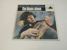 JOHN MAYALL - THE BLUES ALONE - LP ACE OF CUBES MADE IN ITALY SCLI1243 EX++/VG++