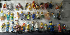 Simpsons World of Springfield Wos lot 39 Action Figures 10 Playsets Play-sets
