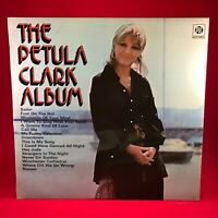The Petula Clark Album 1972 UK vinyl LP EXCELLENT CONDITION best of C