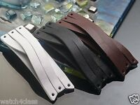 Genuine leather strap band (fits) CK Calvin Klein K2R K2R2M6G6 K2R2S1K6 K2R2M1C1
