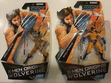Hasbro X-men origins Wolverine Lot Of 2 Marvel