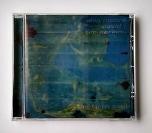 Alan Moore - The Birth Caul CD - Ultra Limited Live Spoken Performance 1995