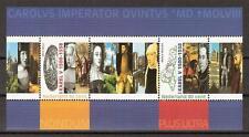 NVPH Nederland Netherlands nr 1877 blok sheet MNH PF 2000 Geboortedag Karel V