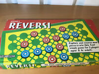 "Collectable Vintage ""Reversi"" Board Game By Spears, 1973 Edition"
