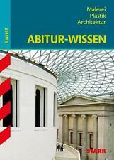 Abitur-Wissen Kunst - Malerei, Plastik und Architektur von Barbara Pfeuffer (2013, Taschenbuch)