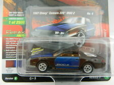 2018 Johnny Lightning STREET FREAKS 2B Brown 1987 Chevy Camaro PROJECT PROGRESS