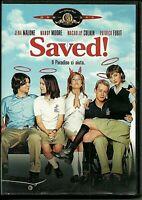 SAVED ! IL PARADISO CI AIUTA (2004) di Brian Dannelly - DVD EX NOLEGGIO - MGM