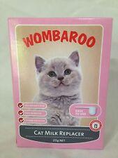 Wombaroo Cat Milk Replacer 1 Liter Size