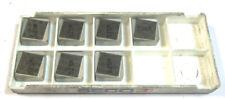 7 Wendeplatten zum Fräsen SUNF 120412R-E09 S25M von Seco Neu H23631