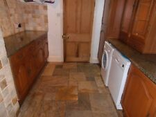 Country Large Complete Kitchen with Granite worktops, sink & Oak doors/Drawers.