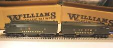 WILLIAMS TRAINS - 4306 PENNSYLVANIA GREEN F-7 AA DIESEL SET BOXED-