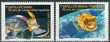 Y&T 4945-4946 Inde - France Les satellites de 2015  NEUF **
