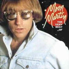 NEW Very Best Of Moon Martin (Audio CD)