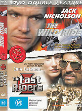 The Wild Ride-1960-Jack Nicholson/The Last Riders-1992-Erik Estrada-2 Movie-DVD