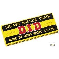 DID Standard Series Chain 428 120 Link 80-125cc