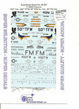 Superscale Decal 48-907 F-16A/C Falcon