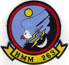 HMM-263  (USMC Squadron Patch)