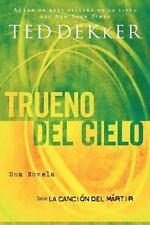 Trueno del cielo (La Cancion del Martir) (Spanish Edition)-ExLibrary