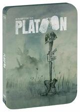 Platoon [Blu-ray] Ltd Ed, Steelbook, Widescreen (Vg)