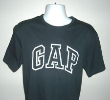 New Mens Gap Classic distressed logo t shirt XLarge navy blue cotton