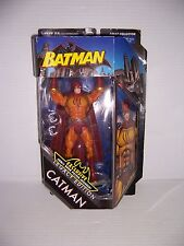 DC UNIVERSE BATMAN LEGACY EDITION CATMAN ACTION FIGURE ADULT COLLECTOR NEW!