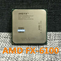 AMD FX 6100 CPU Six Core 3.3 GHz FD6100WMW6KGU Socket AM3+ Processor