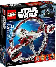 LEGO® Star Wars™ 75191 Jedi Starfighter™ With Hyperdrive NEU OVP NEW MISB NRFB