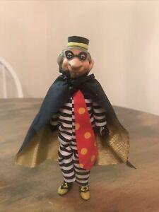 1976 Vintage Remco McDonaldland HAMBURGLAR figure / McDonald's Characters