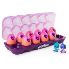 New Hatchimals Colleggtibles (Season 4)... 12 Packs Hatch Bright ( Swanlings )