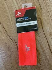 Mission Enduracool Neon Orange Cooling Headband