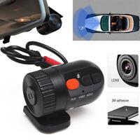 1080P HD Mini Car DVR Dash Cam Video Recorder Night Vision Hidden Black Camera