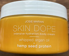 NEW Josie Maran Skin Dope Intensive Hydration Body Cream CALIFORNIA CITRUS 8oz