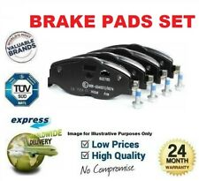 FRONT AXLE BRAKE PADS for VOLVO V60 2.0 T 2010-2012