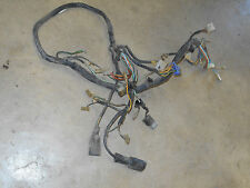 honda cb750 cb750K four main wire wiring harness loom wires 77 1977