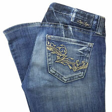 Big Star Jeans 26 R Women's Low Rise Boot Cut Sweet 30X31