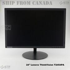 """24"""" Lenovo ThinkVision T2454PA WUXGA LED Backlit LCD Monitor FRU-00PC013"""
