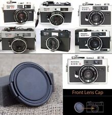 Camera Lens cap Protection for Ricoh 500 & 35 , G GX ST ME ZF RF ect 40mm f/2.8