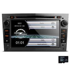 "7"" Autoradio DVD GPS Screen Mirror für OPEL Astra H Antara Corsa Zafira B Vivaro"