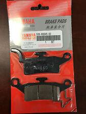Yamaha Scooter YW125 ZUMA Front brake pads 5S9-W0045-00