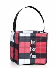 Little carry-all Caddy thirty one small utility tote bag 31 gift in check mate
