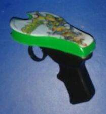 2007 *** MINI DISC SHOOTER *** 7 cm LONG TEENAGE MUTANT NINJA TURTLES TMNT