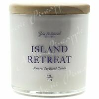 Scentsational Natural Soy Blend 5oz Single Wick Small Candle - Island Retreat