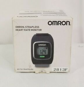 Omron Strapless Heart Rate Monitor HR-500U