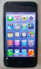 Apple iPhone 3GS 16GB White - A1303 AT&T Unlocked BAD POWER BUTTON - READ BELOW