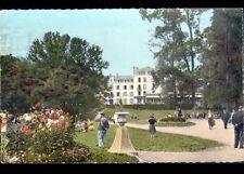 SAINT-HONORE-les-BAINS (58) PARC animé en 1960