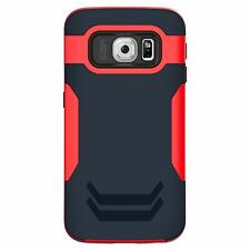 INGRAM Gram3 Heroes Cell Phone Case for Samsung Galaxy S6 Edge Red Navy