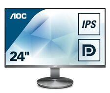 AOC I2490VXQ 23.8 Inch Full HD IPS LED Gaming PC Monitor Computer Screen C Grade