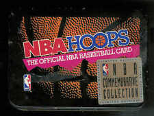 1991-92 NBA HOOPS BASKETBALL LIMITED EDITION COMMEMORATIVE COLLECTION SET TIN